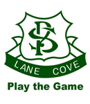 Lane Cove Public School logo